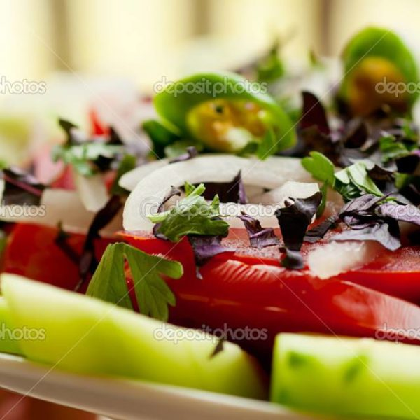 salat- po- gruzinski